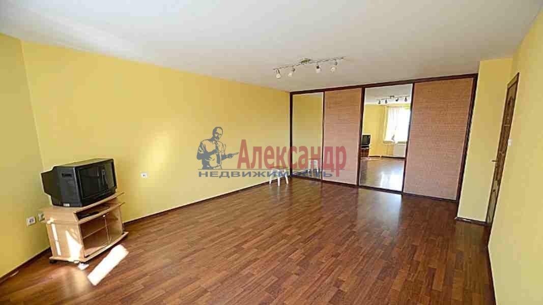1-комнатная квартира (40м2) в аренду по адресу Савушкина ул., 128— фото 3 из 5