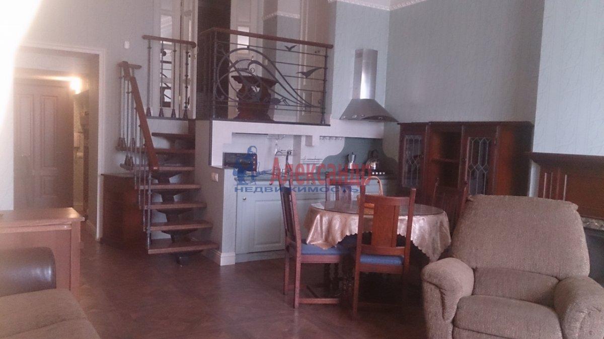 1-комнатная квартира (50м2) в аренду по адресу Загородный пр., 45— фото 1 из 8