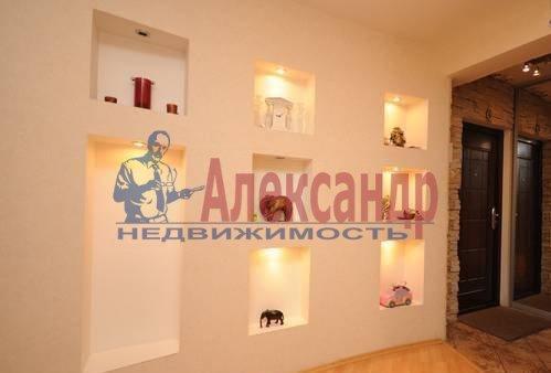 3-комнатная квартира (90м2) в аренду по адресу Кораблестроителей ул., 32— фото 5 из 9