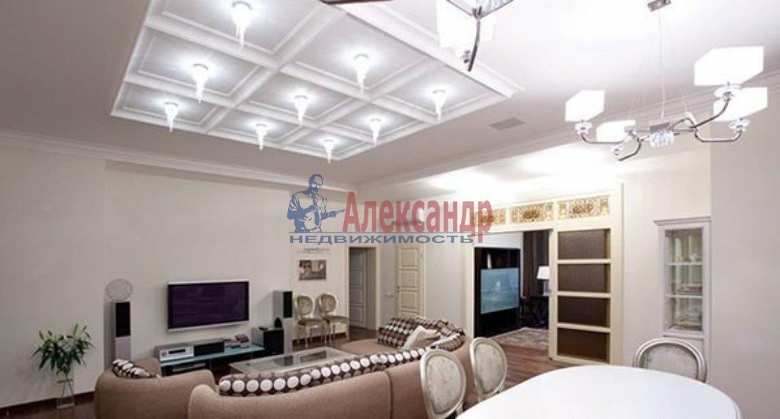 3-комнатная квартира (120м2) в аренду по адресу Измайловский пр., 16— фото 2 из 7