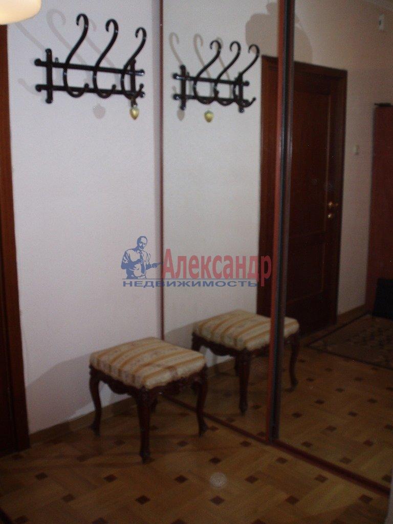 1-комнатная квартира (40м2) в аренду по адресу Краснопутиловская ул., 71— фото 3 из 3