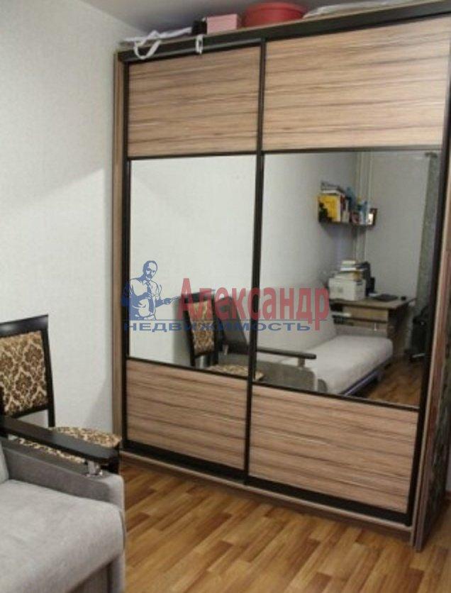 1-комнатная квартира (38м2) в аренду по адресу Парголово пос., Заречная ул., 25— фото 4 из 6