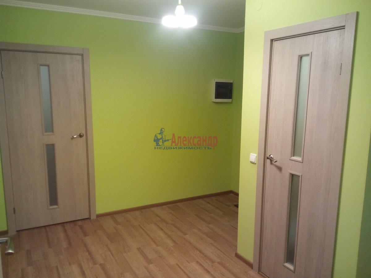 1-комнатная квартира (35м2) в аренду по адресу Луначарского пр., 100— фото 1 из 7
