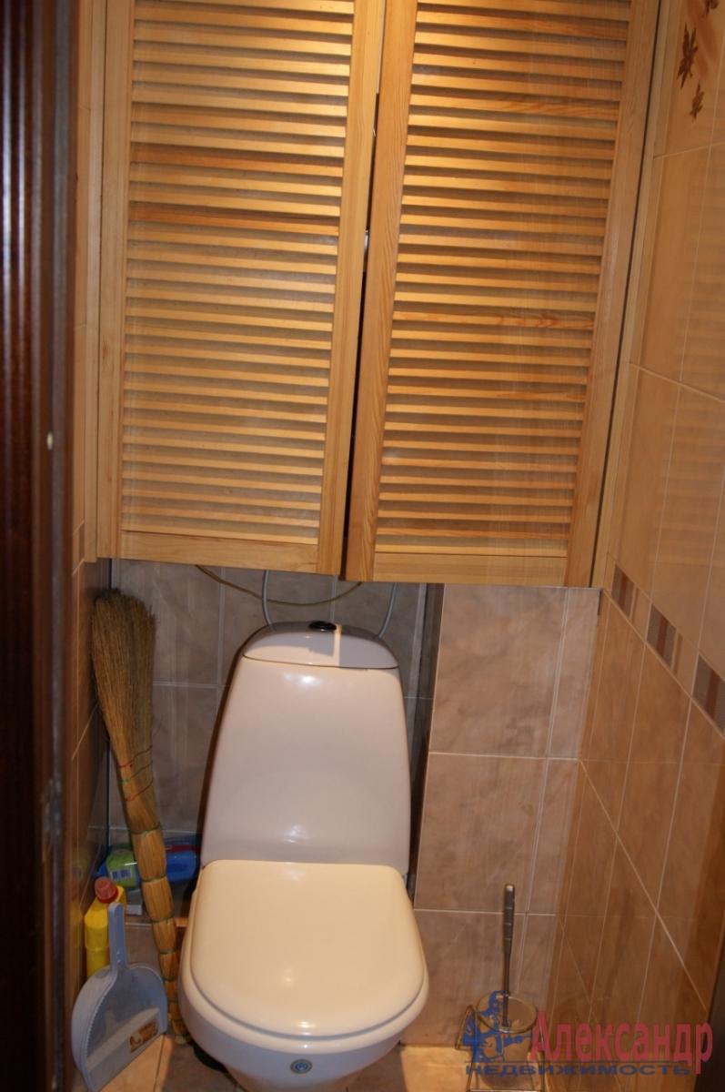 1-комнатная квартира (33м2) в аренду по адресу Елизарова пр., 37— фото 2 из 2