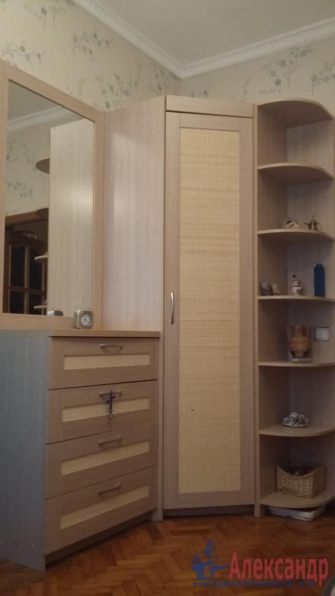 2-комнатная квартира (47м2) в аренду по адресу Новочеркасский пр., 45— фото 2 из 14