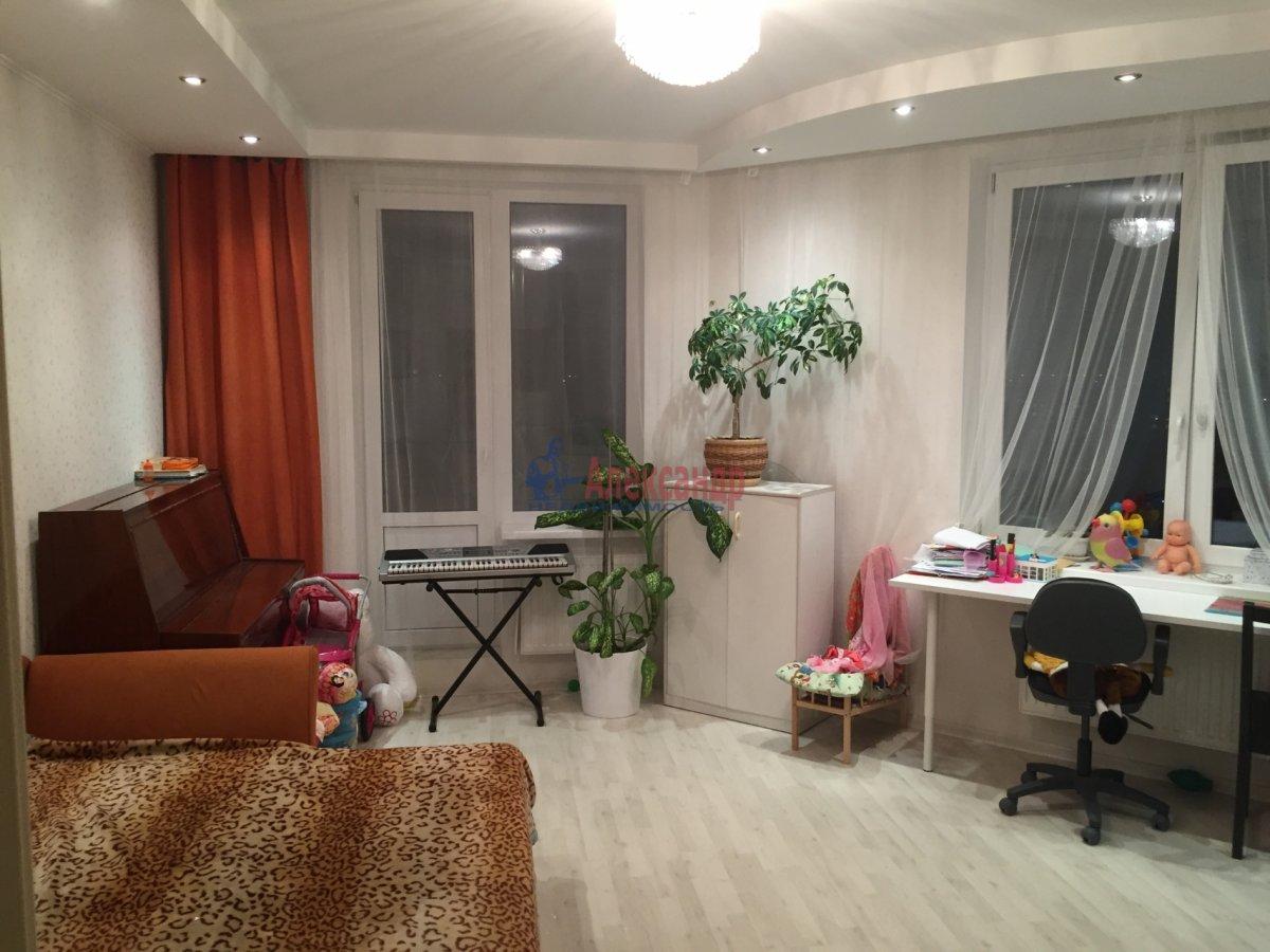 3-комнатная квартира (89м2) в аренду по адресу Гжатская ул., 22— фото 14 из 17