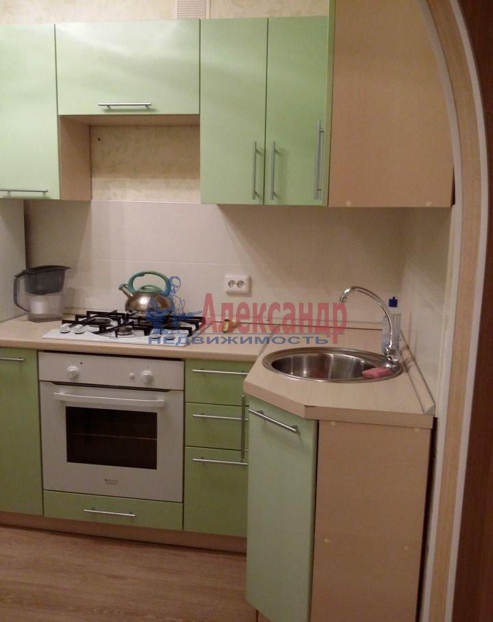 1-комнатная квартира (39м2) в аренду по адресу Искровский пр., 4— фото 1 из 4