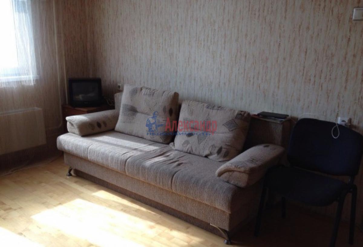 1-комнатная квартира (48м2) в аренду по адресу Народного Ополчения пр., 181— фото 2 из 9
