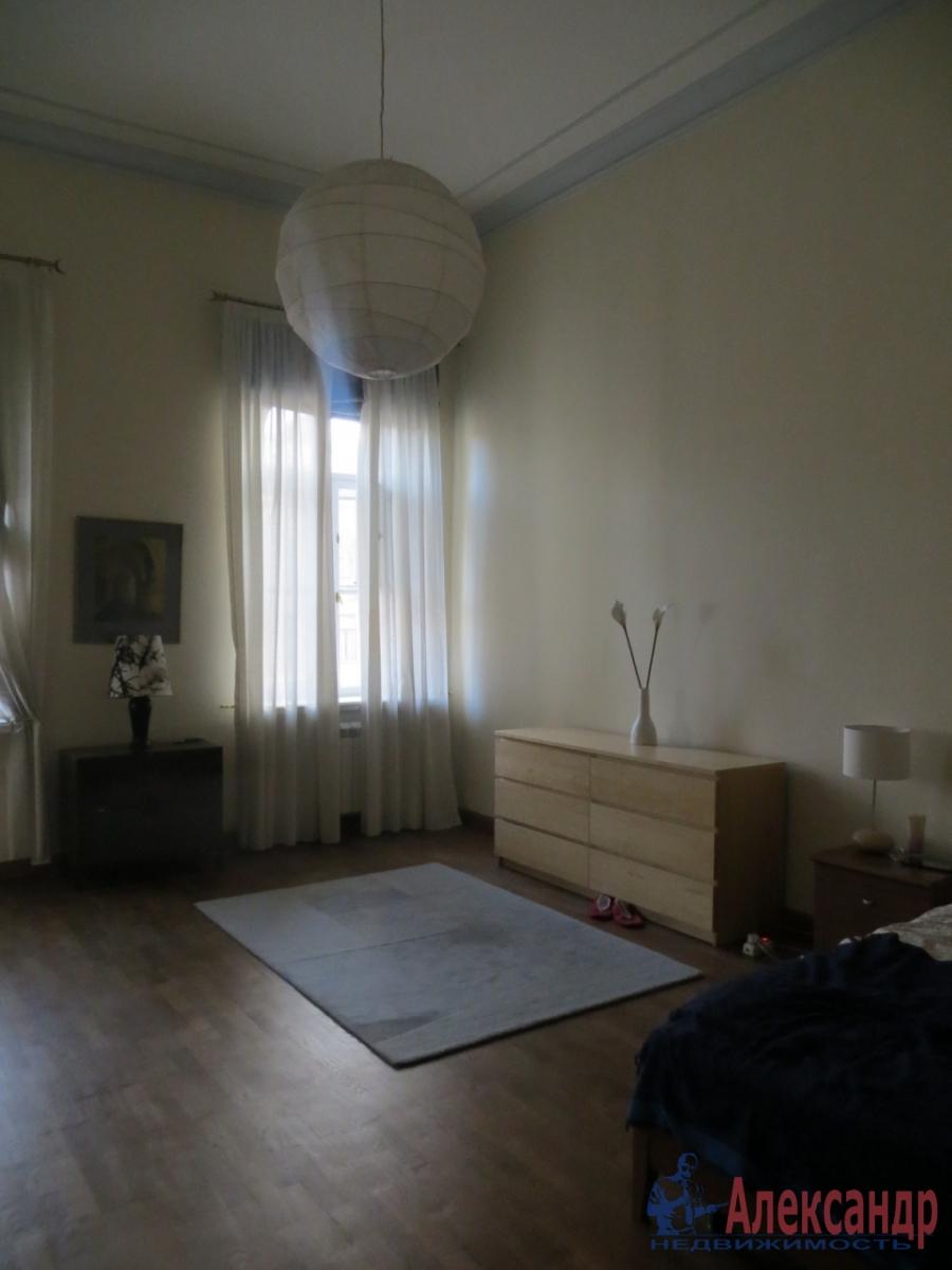1-комнатная квартира (45м2) в аренду по адресу Почтамтская ул., 1— фото 1 из 1