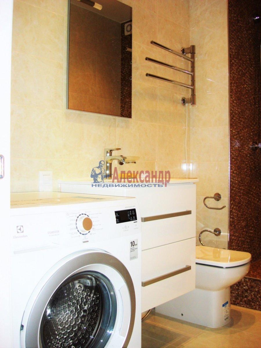 2-комнатная квартира (120м2) в аренду по адресу Новгородская ул., 23— фото 9 из 10