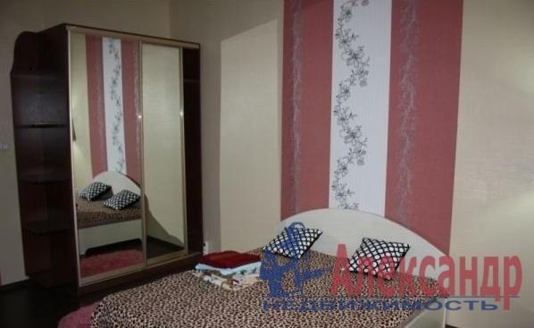 1-комнатная квартира (42м2) в аренду по адресу Науки пр., 17— фото 2 из 4