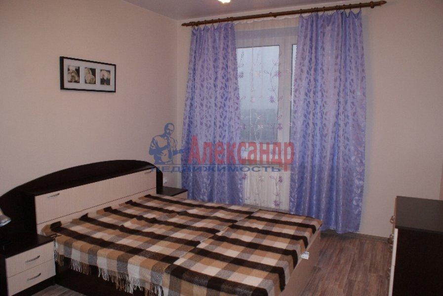 1-комнатная квартира (40м2) в аренду по адресу Жака Дюкло ул., 10— фото 1 из 6