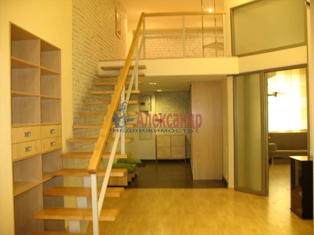 3-комнатная квартира (130м2) в аренду по адресу Миллионная ул.— фото 42 из 45