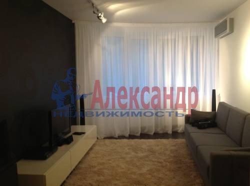 1-комнатная квартира (46м2) в аренду по адресу Турбинная ул., 35— фото 3 из 8