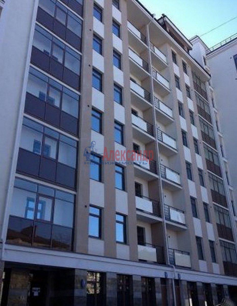 1-комнатная квартира (47м2) в аренду по адресу Детская ул., 18— фото 7 из 9