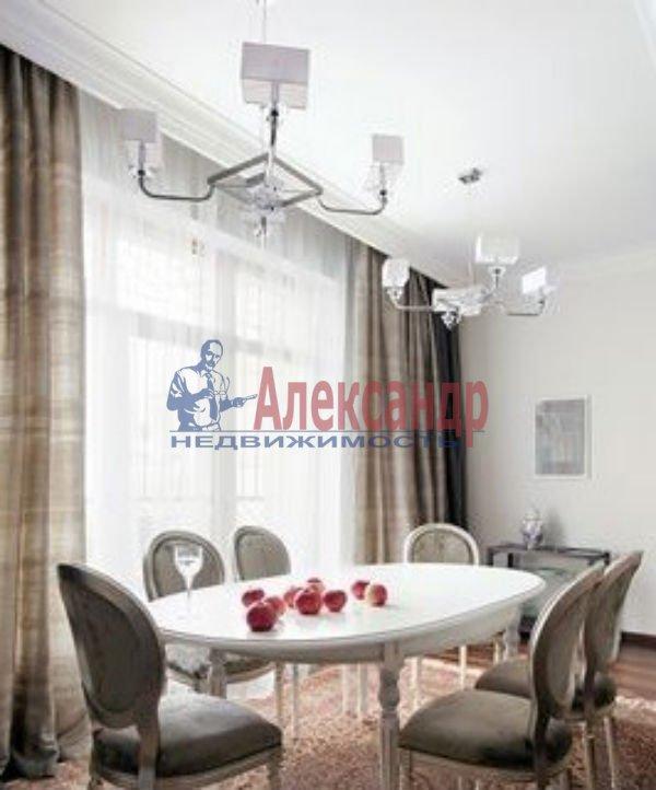 3-комнатная квартира (120м2) в аренду по адресу Измайловский пр., 16— фото 4 из 7