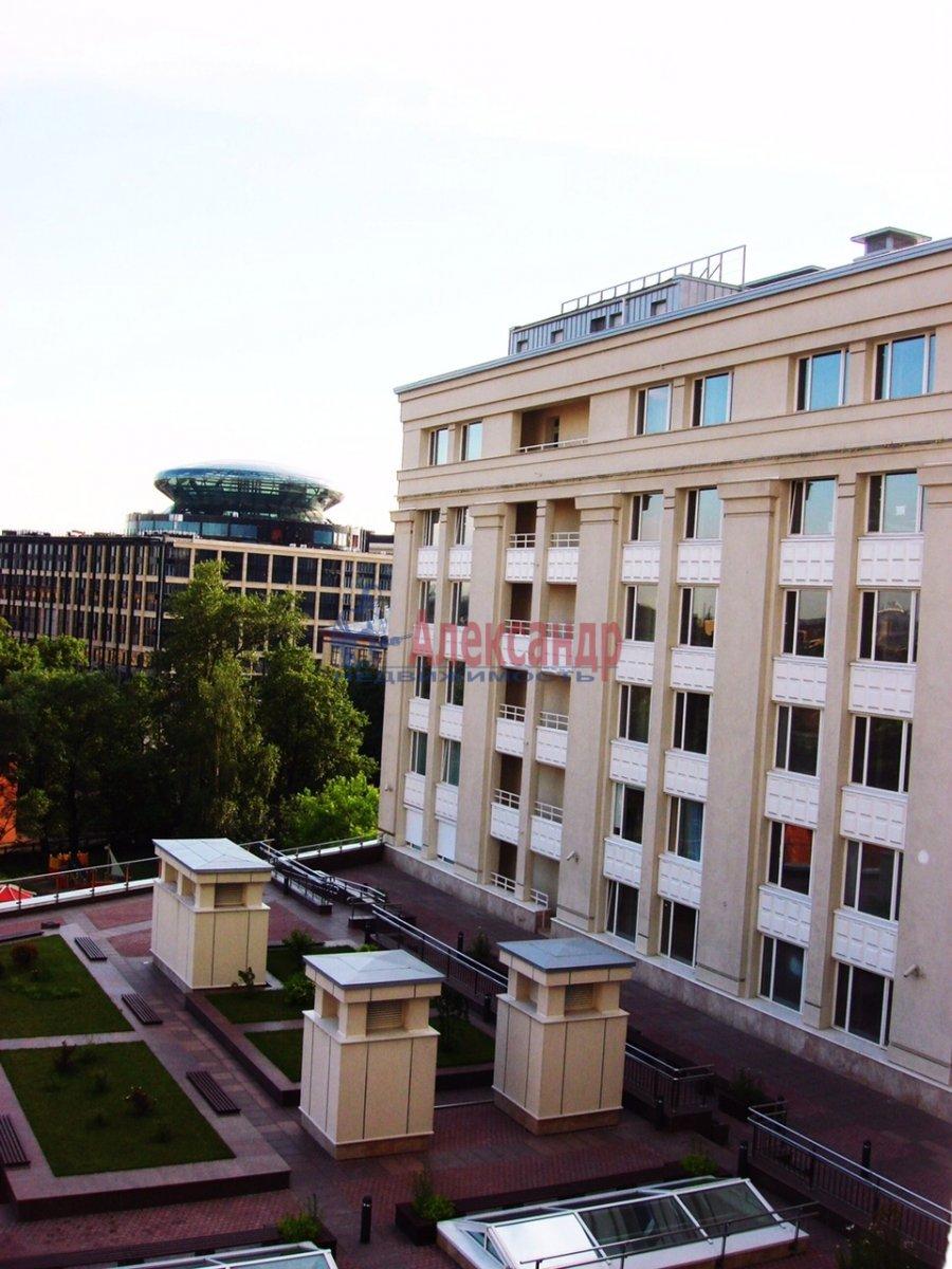 2-комнатная квартира (120м2) в аренду по адресу Новгородская ул., 23— фото 1 из 10