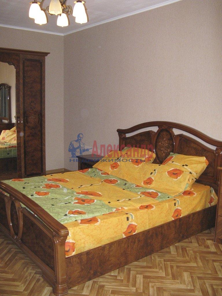 1-комнатная квартира (39м2) в аренду по адресу Заневский пр., 28— фото 7 из 9