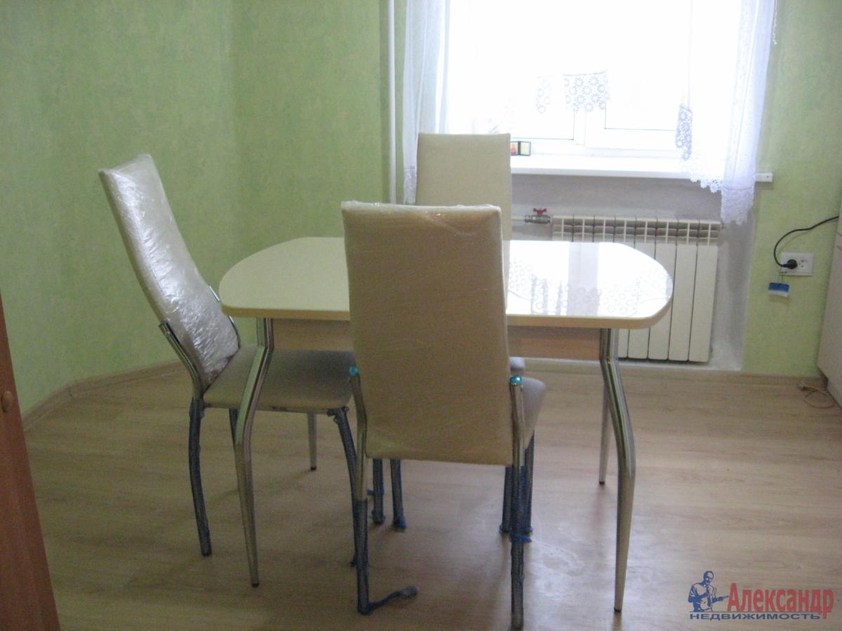 1-комнатная квартира (35м2) в аренду по адресу Большевиков пр., 21— фото 1 из 4