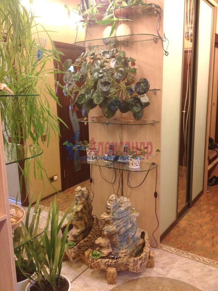 2-комнатная квартира (60м2) в аренду по адресу Испытателей пр., 6— фото 12 из 16