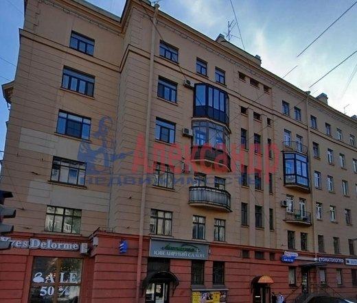 Комната в 2-комнатной квартире (62м2) в аренду по адресу Кузнецовская ул., 23— фото 2 из 2