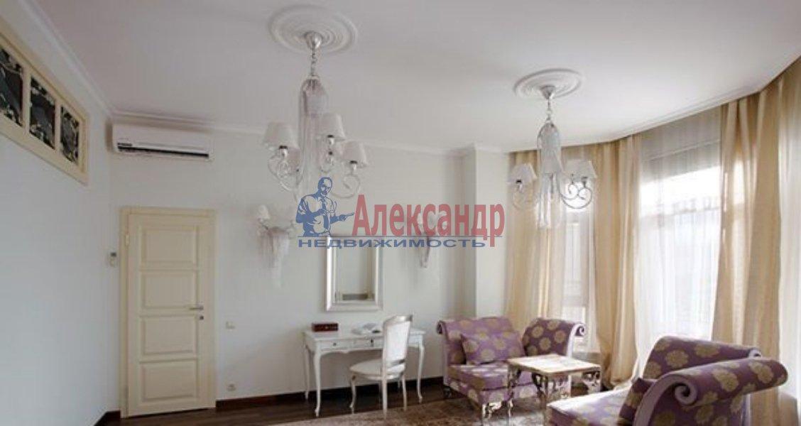 3-комнатная квартира (120м2) в аренду по адресу Измайловский пр., 16— фото 5 из 7