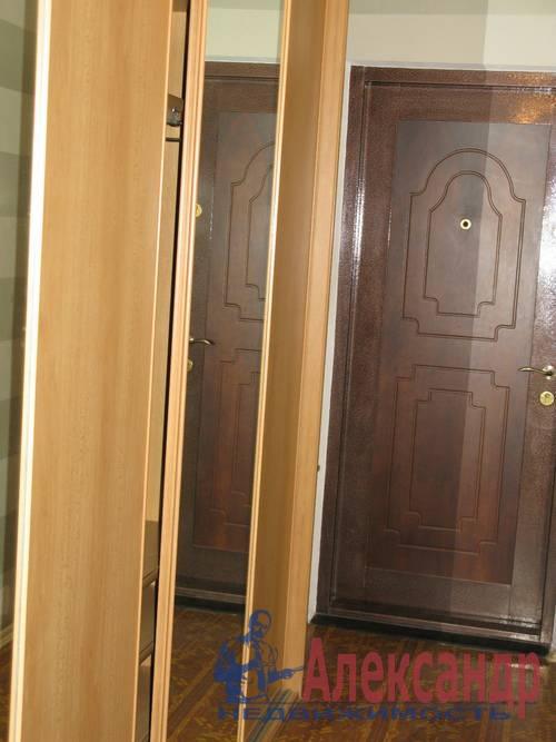 1-комнатная квартира (34м2) в аренду по адресу Камышовая ул., 11— фото 4 из 5