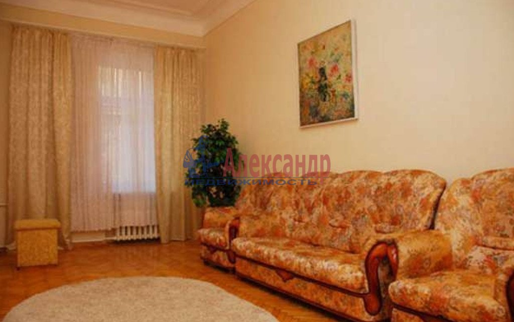 3-комнатная квартира (95м2) в аренду по адресу Серпуховская ул., 6— фото 1 из 4