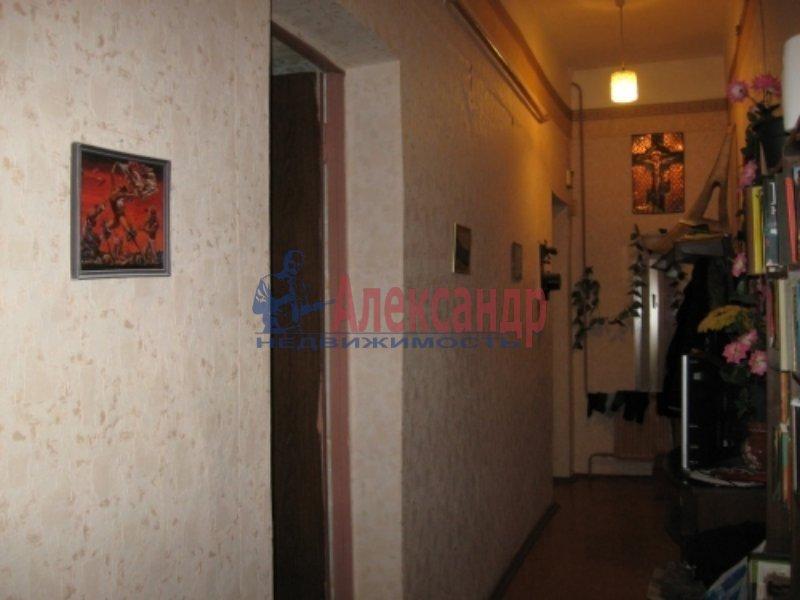 1-комнатная квартира (33м2) в аренду по адресу Косыгина пр., 17— фото 1 из 3