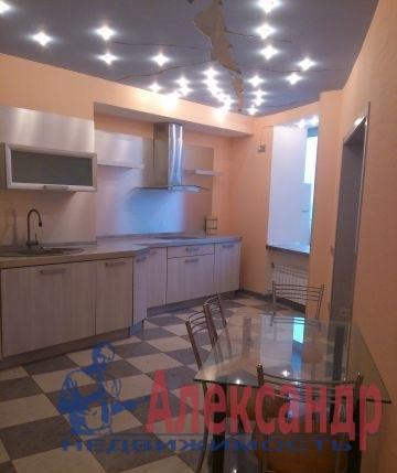 1-комнатная квартира (47м2) в аренду по адресу Дивенская ул., 5— фото 1 из 2