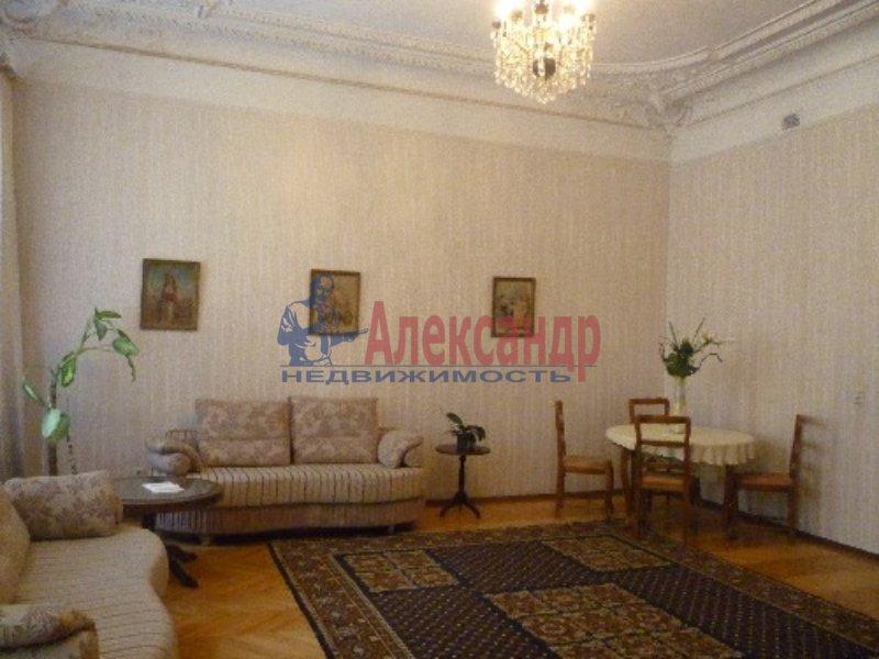 1-комнатная квартира (35м2) в аренду по адресу Лесной пр., 4— фото 1 из 5