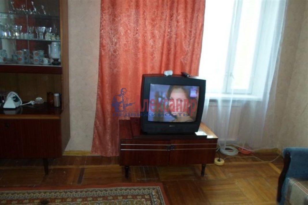 1-комнатная квартира (35м2) в аренду по адресу Поликарпова аллея, 3— фото 3 из 6