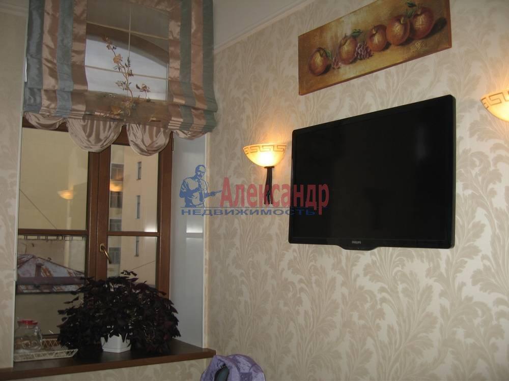 3-комнатная квартира (82м2) в аренду по адресу Правды ул., 12— фото 9 из 22