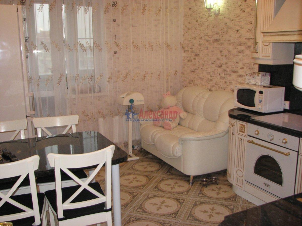 1-комнатная квартира (35м2) в аренду по адресу Олеко Дундича ул., 8— фото 4 из 5