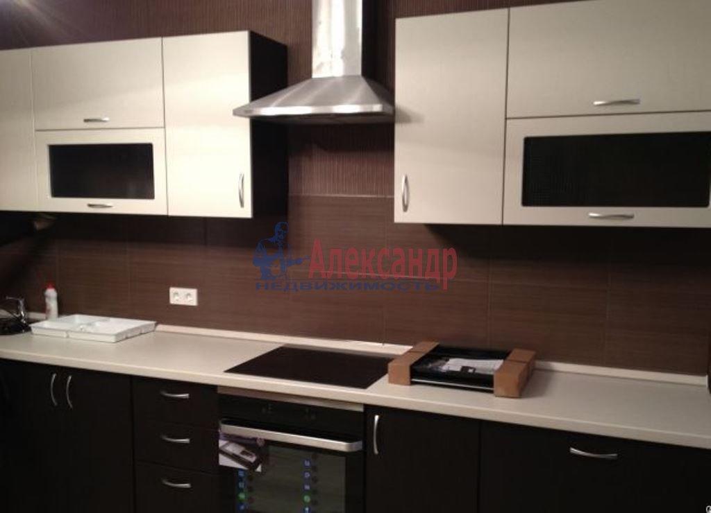 3-комнатная квартира (93м2) в аренду по адресу Науки пр., 17— фото 2 из 6