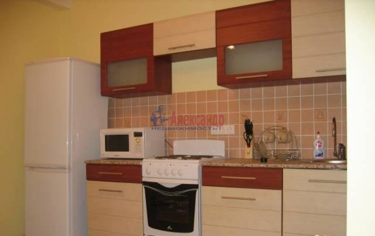 1-комнатная квартира (41м2) в аренду по адресу Седова ул., 42— фото 6 из 6