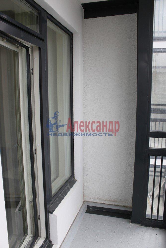1-комнатная квартира (43м2) в аренду по адресу Композиторов ул., 12— фото 6 из 18