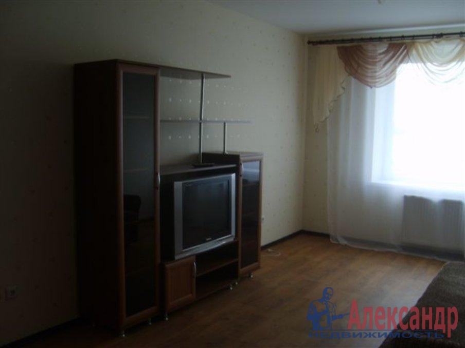 1-комнатная квартира (35м2) в аренду по адресу Александровской Фермы пр., 2— фото 1 из 2