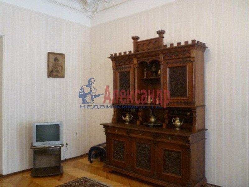 1-комнатная квартира (35м2) в аренду по адресу Лесной пр., 4— фото 2 из 5