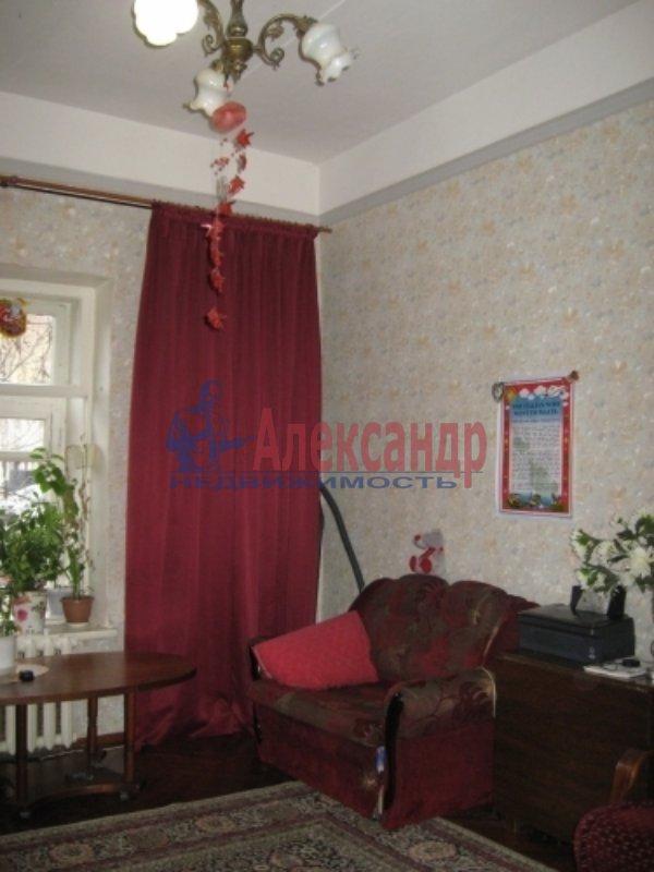 1-комнатная квартира (33м2) в аренду по адресу Косыгина пр., 17— фото 3 из 3