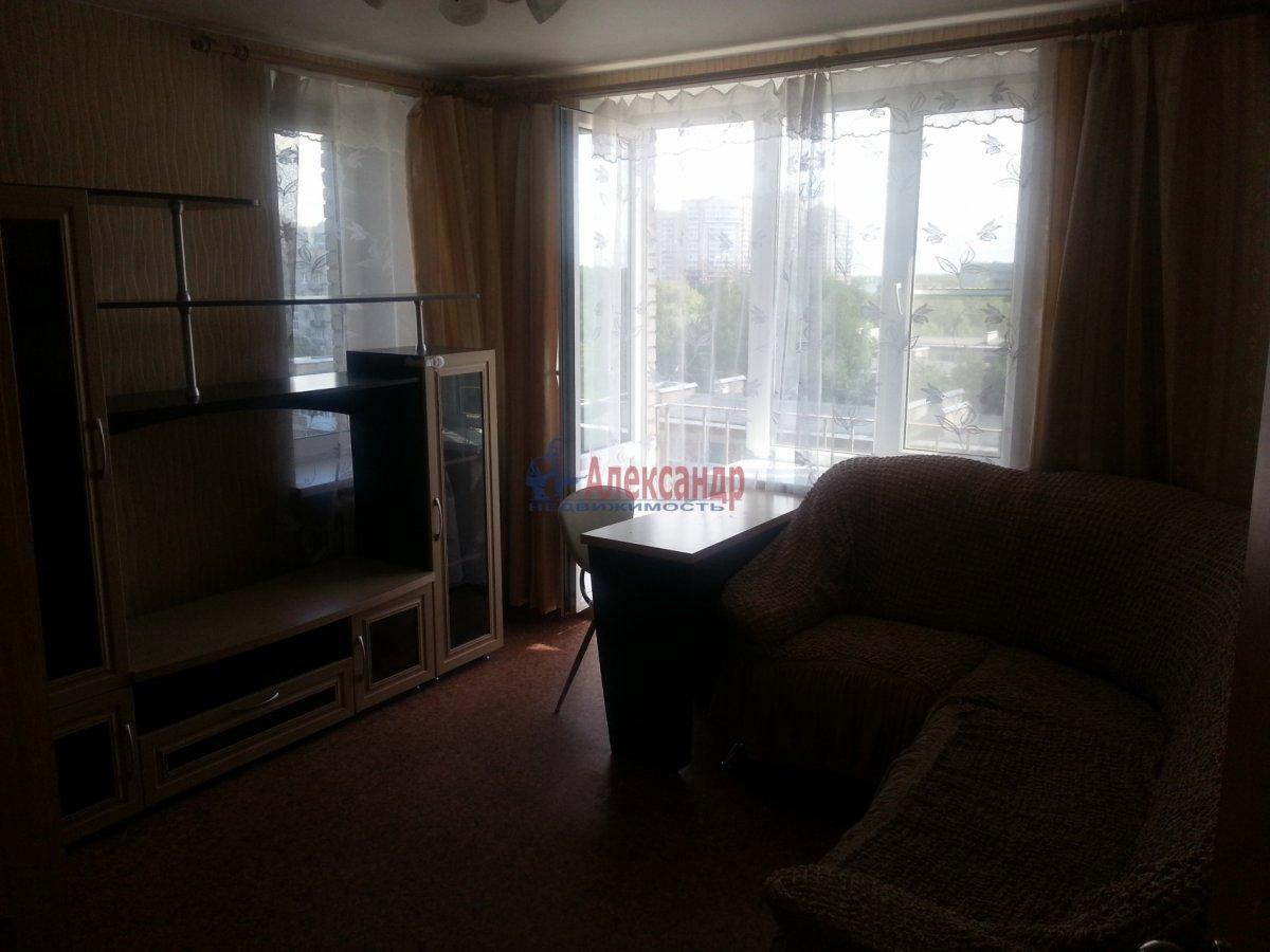 1-комнатная квартира (34м2) в аренду по адресу Гражданский пр., 15— фото 15 из 17