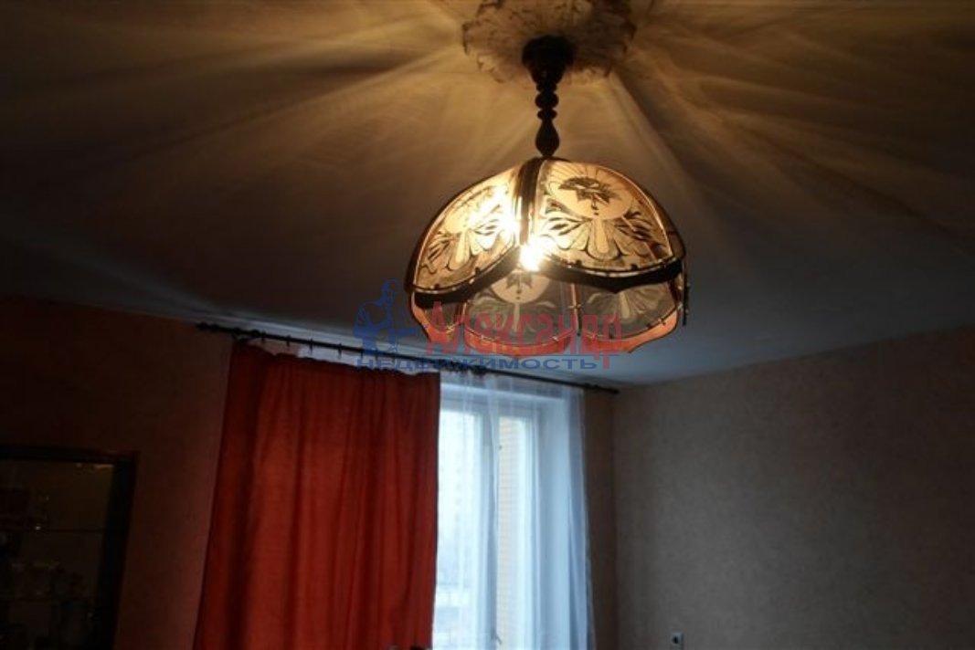1-комнатная квартира (35м2) в аренду по адресу Поликарпова аллея, 3— фото 4 из 6