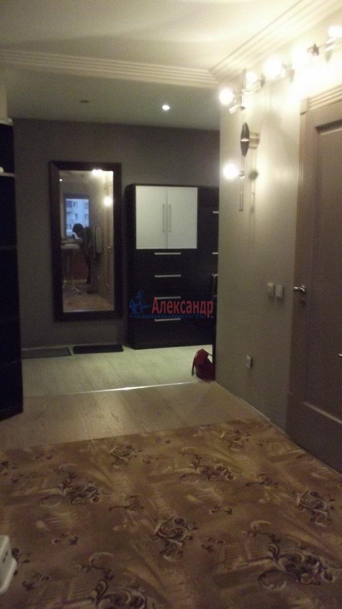 1-комнатная квартира (35м2) в аренду по адресу Народная ул., 5— фото 3 из 3