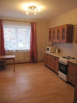 2-комнатная квартира (63м2) в аренду по адресу Авиаконструкторов пр., 16— фото 9 из 10