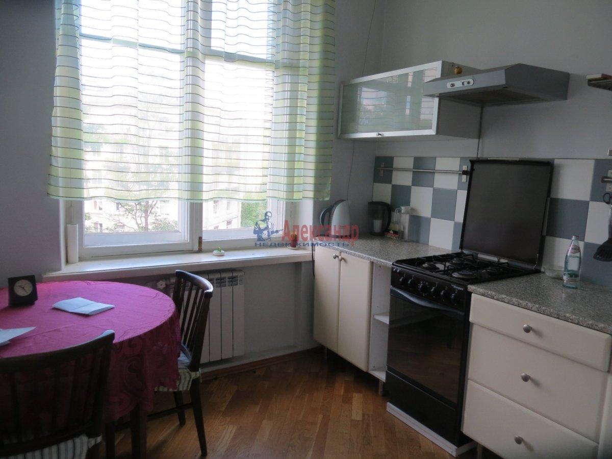 1-комнатная квартира (35м2) в аренду по адресу Парголово пос., Валерия Гаврилина ул., 3— фото 2 из 3