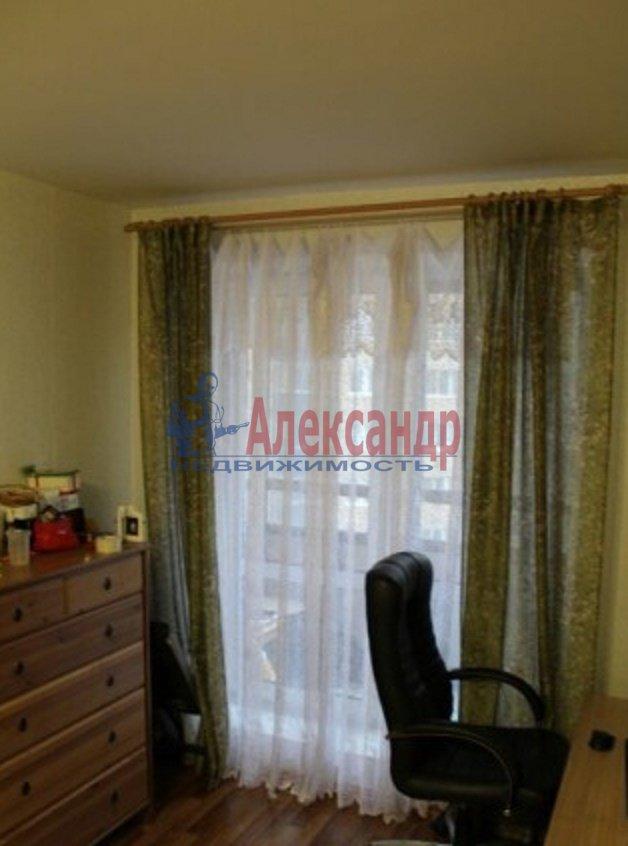 1-комнатная квартира (38м2) в аренду по адресу Парголово пос., Заречная ул., 25— фото 5 из 6
