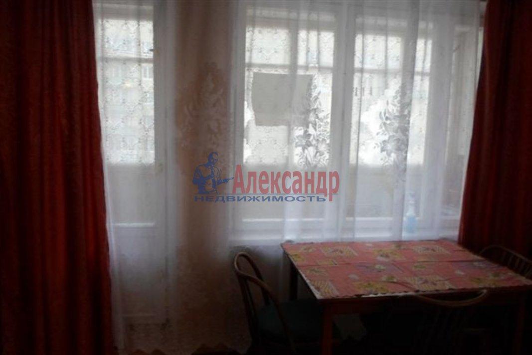 1-комнатная квартира (35м2) в аренду по адресу Поликарпова аллея, 3— фото 5 из 6
