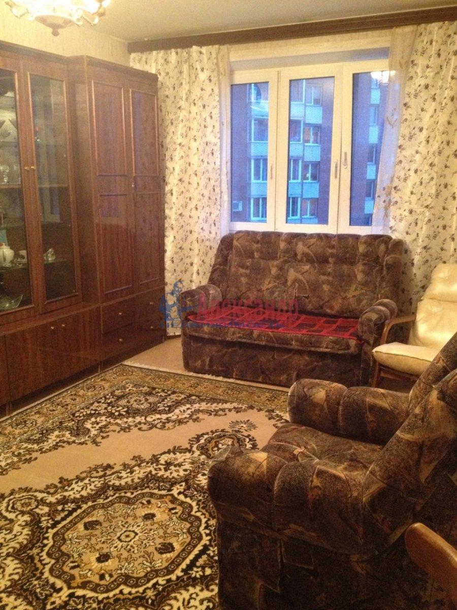 1-комнатная квартира (40м2) в аренду по адресу Савушкина ул., 111— фото 2 из 6
