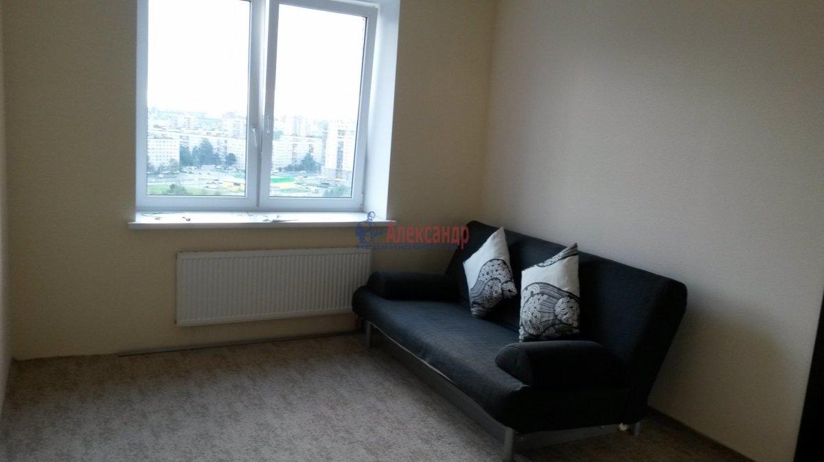 1-комнатная квартира (38м2) в аренду по адресу Кудрово дер., Областная ул., 1— фото 3 из 6