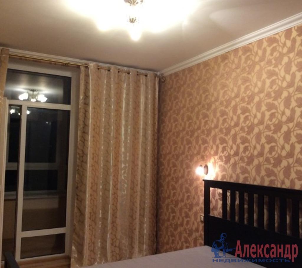 2-комнатная квартира (53м2) в аренду по адресу Маршала Жукова пр., 48— фото 1 из 3